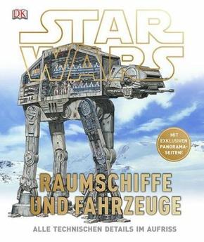STAR WARS Raumschiffe und Fahrzeuge
