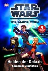 Star Wars, The Clone Wars - Helden der Galaxis