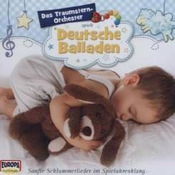 Das Traumstern-Orchester spielt Deutsche Balladen, 1 Audio-CD