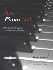 Das Pianobuch - Bd.1