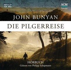 Die Pilgerreise - Hörbuch, Audio-CD,