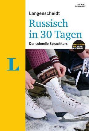 Langenscheidt Russisch in 30 Tagen - Set mit Buch und 2 Audio-CDs