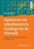 Algebraische und zahlentheoretische Grundlagen für die Informatik