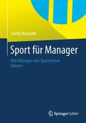 Sport für Manager