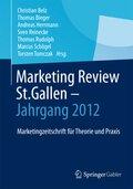 Marketing Review St. Gallen - Jahrgang 2012