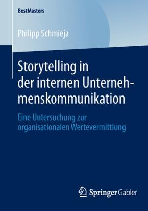 Storytelling in der internen Unternehmenskommunikation