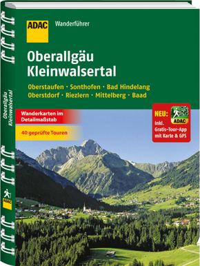 ADAC Wanderführer Oberallgäu, Kleinwalsertal
