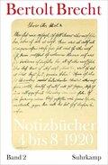 Notizbücher - Bd.2
