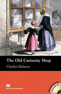 The Old Curiosity Shop, w. Audio-CD