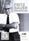 Fritz Bauer: Gespräche, Interviews und Reden aus den Fernseharchiven 1961-1968, 2 DVDs