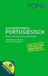 PONS Basiswörterbuch Portugiesisch