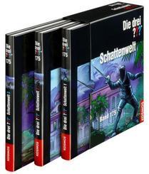 Die drei Fragezeichen - Schattenwelt (3 Bücher)