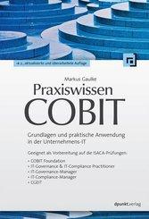 Praxiswissen COBIT - Val IT - Risk IT