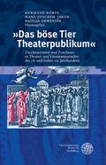 """""""Das böse Tier Theaterpublikum"""""""