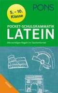 PONS Pocket-Schulgrammatik Latein
