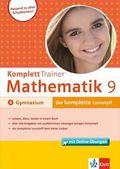 KomplettTrainer Mathematik, 9. Schuljahr Gymnasium