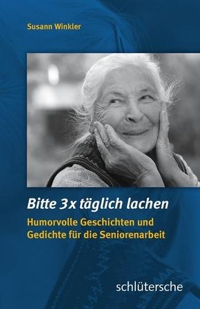 Bitte 3x täglich lachen
