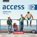English G Access - Allgemeine Ausgabe: 6. Schuljahr, Audio-CDs; Bd.2
