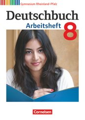 Deutschbuch, Gymnasium Rheinland-Pfalz: Deutschbuch Gymnasium - Rheinland-Pfalz - 8. Schuljahr