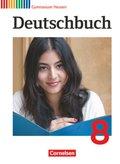 Deutschbuch, Gymnasium Hessen: 8. Schuljahr, Schülerbuch