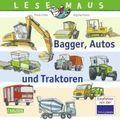 Bagger, Autos und Traktoren