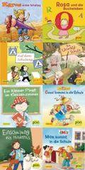 Pixi Bücher: Pixi-Buch.Serie 223 (Willkommen in der Schule!), 8 Hefte; Serie.223