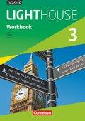 English G Lighthouse, Allgemeine Ausgabe: 7. Schuljahr, Workbook mit Audios online; 3