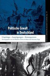 Tel Aviver Jahrbuch für deutsche Geschichte: Politische Gewalt in Deutschland; Bd.42/2014