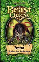 Beast Quest (Band 32) - Zestor, Krallen des Verderbens