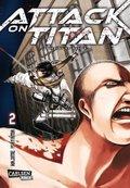 Attack on Titan - Bd.2