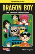 Toriyama Short Stories - Dragon Boy und andere Geschichten