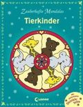 Zauberhafte Mandalas: Tierkinder