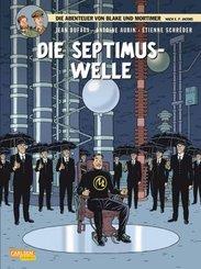 Die Abenteuer von Blake und Mortimer - Die Septimus-Welle