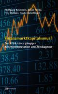 Finanzmarktkapitalismus?