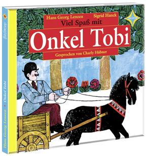 Viel Spaß mit Onkel Tobi, 1 Audio-CD