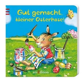 Gut gemacht, kleiner Osterhase!