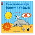 Mein supersonniger Sommerblock   ; Deutsch