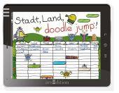 Stadt, Land, Doodle Jump   ; Deutsch