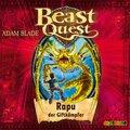 Beast Quest: Rapu der Giftkämpfer, 1 Audio-CD