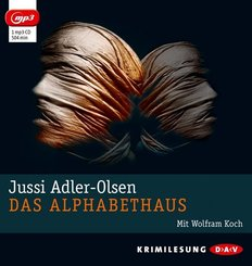 Das Alphabethaus, 1 MP3-CD