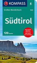 KOMPASS Großes Wanderbuch Südtirol