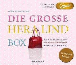 Die große Hera Lind Box, 3 MP3-CDs