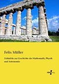 Zeittafeln zur Geschichte der Mathematik, Physik und Astronomie