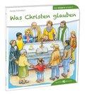 Was Christen glauben den Kindern erklärt