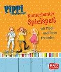 Kunterbunter Spielspaß mit Pippi und ihren Freunden - Maxi