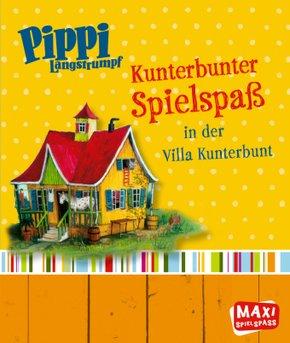 Pippi Langstrumpf. Kunterbunter Spielspaß mit der Villa Kunterbunt