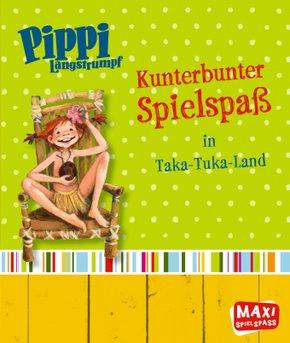 Pippi Langstrumpf. Kunterbunter Spielspaß in Taka-Tuka-Land