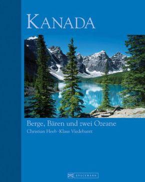 Kanada - Berge, Bären und zwei Ozeane