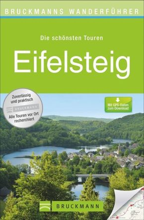 Bruckmanns Wanderführer Eifelsteig