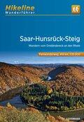 Hikeline Wanderführer Saar-Hunrück-Steig